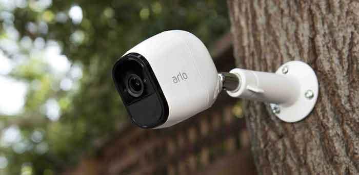 telecamera videosorveglianza senza fili