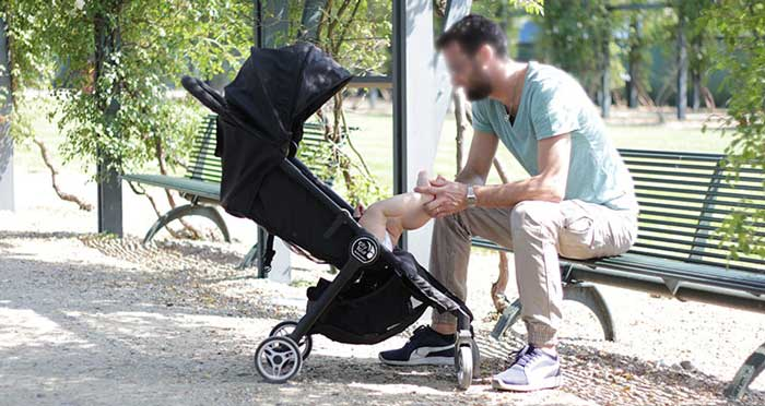 Passeggino Baby Jogger