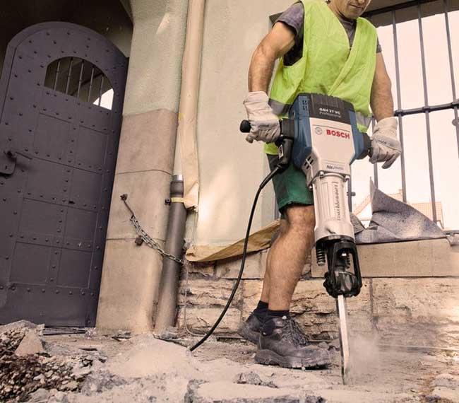 Demolitore Professionale per edilizia