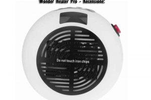 Wonder heater pro recensione