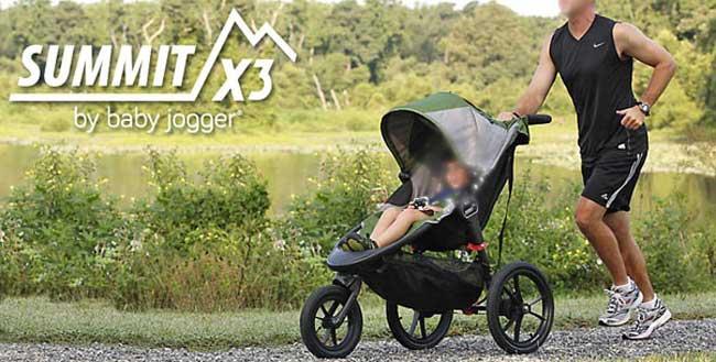 Miglior passeggino Baby Jogger