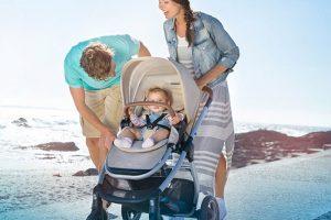 Passeggino Bebè Confort estivo leggero