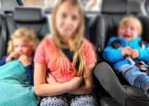 Rialzo sedile per auto