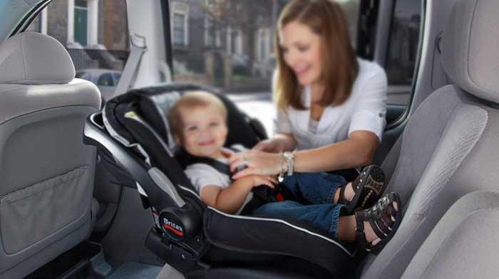 Seggiolino per bambini da auto