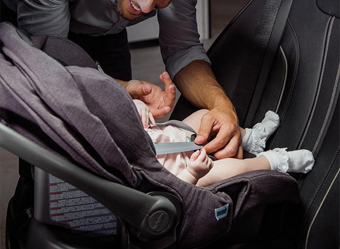 Inglesina seggiolino per bambini da auto