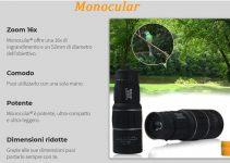 Monocular – Recensione completa con opinioni e prezzo