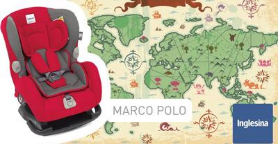 Seggiolino Inglesina Marco polo