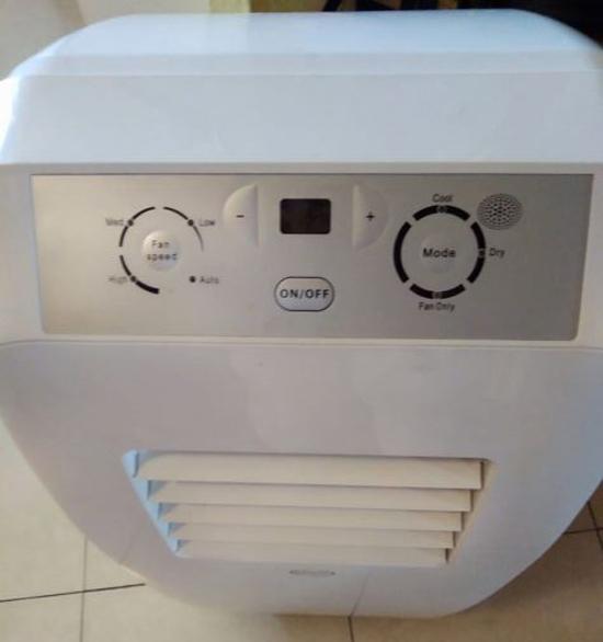 climatizzatore portatile Argo Clima