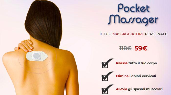 Prezzo di Pocket Massager