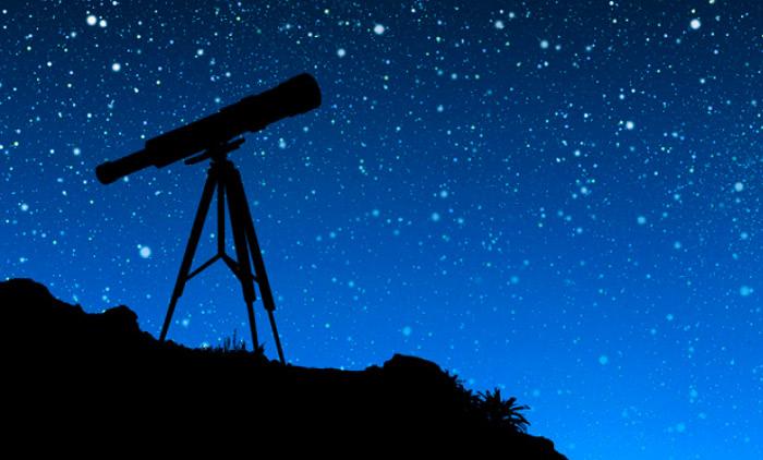 Telescopio motorizzato