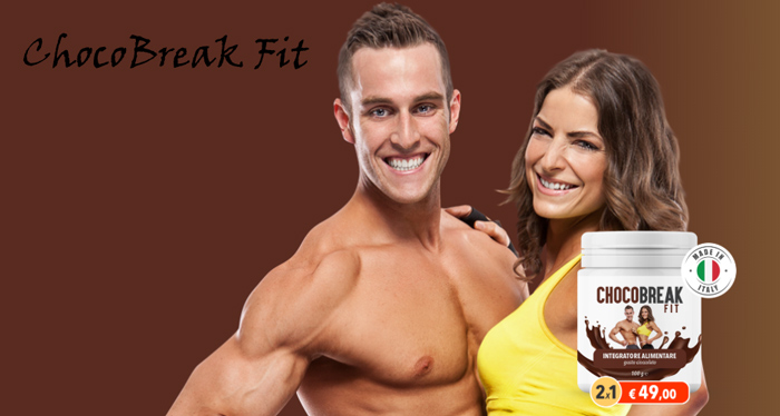 Integratore dimagrante ChocoBreak Fit
