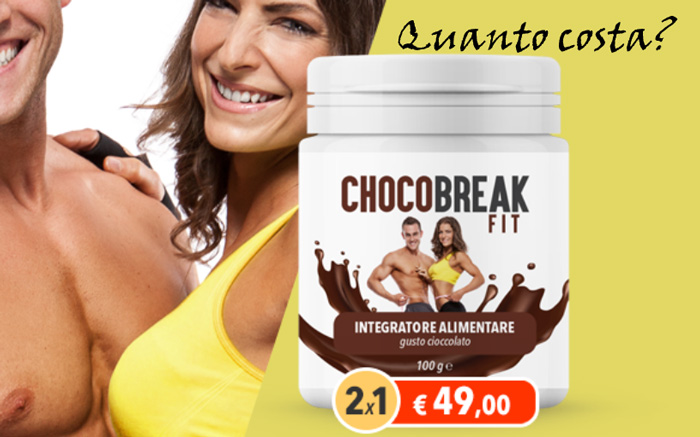 Prezzo di ChocoBreak Fit
