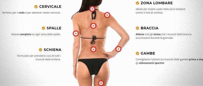 Benefici di Pocker Massager