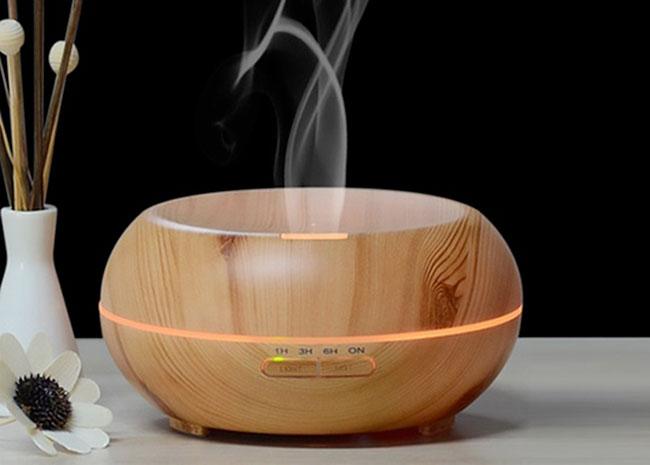 Diffusore per aromaterapia