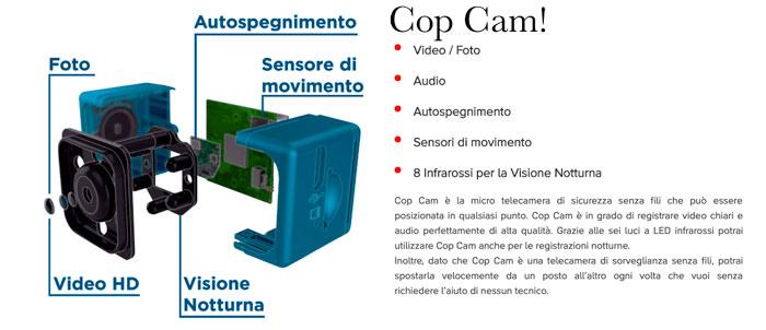 Cop Cam recensione