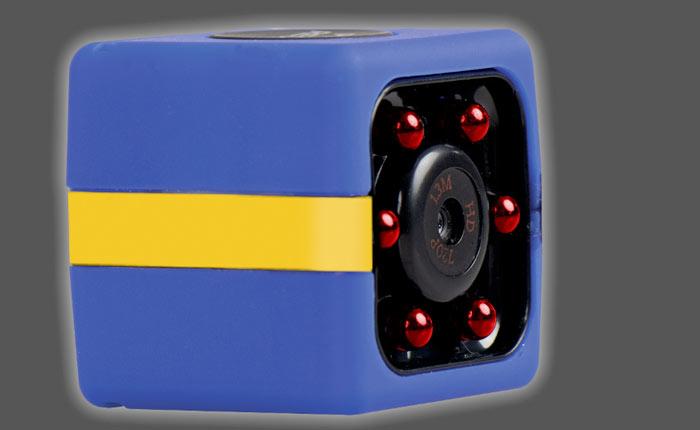 Cop Cam telecamera di sicurezz