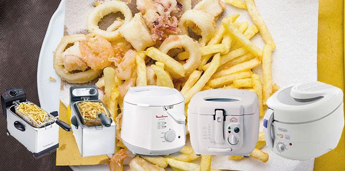 Classifica delle migliori friggitrici elettriche