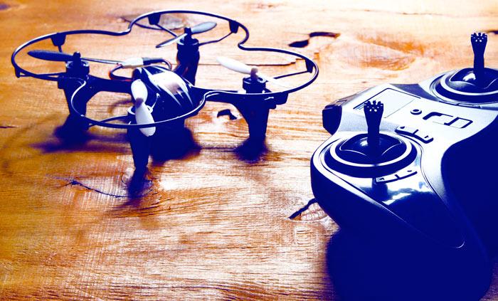 Drone giocattolo per bambini
