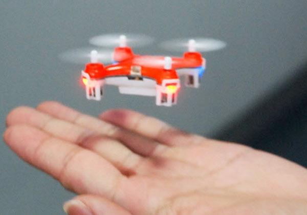 Drone sicuro per bambini