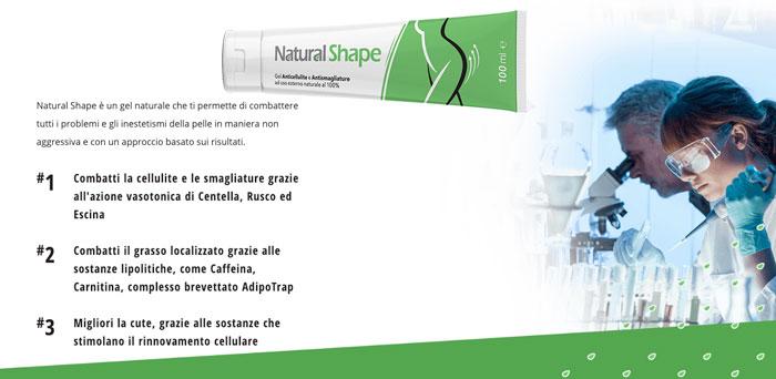 Come funziona Natural Shape