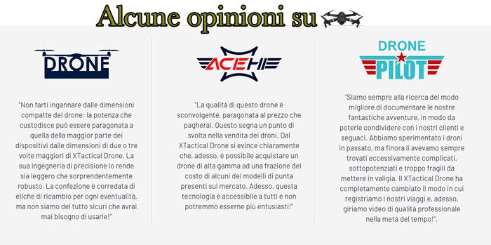 Opinioni su Xtactical Drone