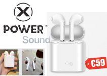 Xpower Sound cuffie wireless – Recensione con opinioni dei clienti e prezzo