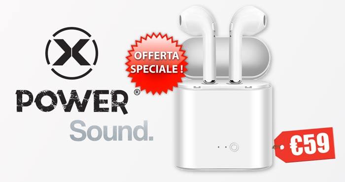 Costo di Xpower Sound