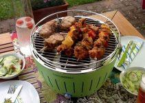 Barbecue senza fumo