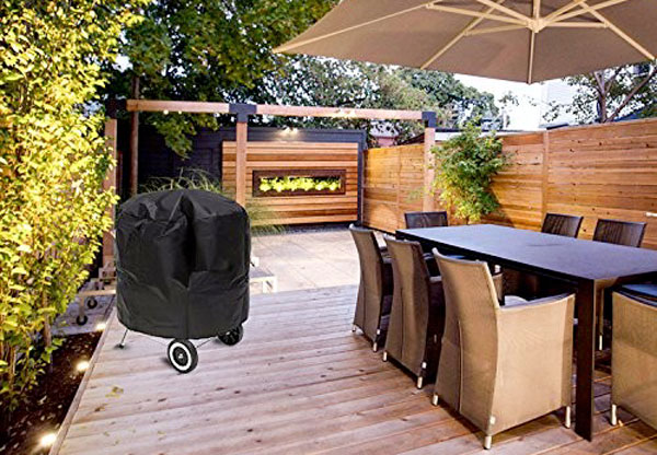 Copertura per barbecue 145x61x117cm copertura per barbecue Coperture per barbecue impermeabili per esterni Protezione per barbecue per barbecue Accessori per barbecue Protezione per barbecue