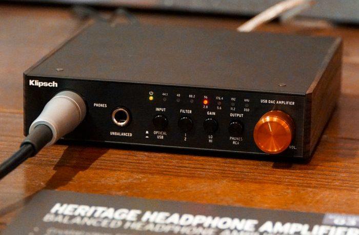 Amplificatore per cuffie