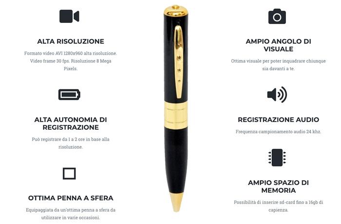 Come funziona I Pen
