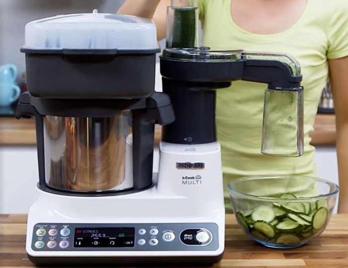 Robot da cucina Kenwood - Recensione con prezzo dei migliori ...