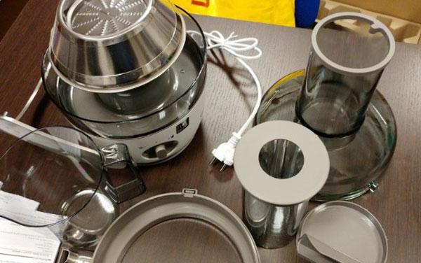 Centrifuga migliore in acciaio inox