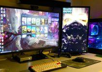 Monitor per pc hp