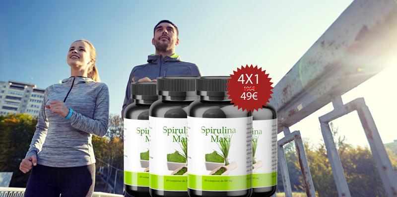 Pareri Spirulina Maxi