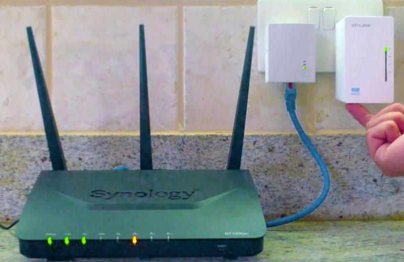 TP-Link TL-WPA4221 KIT V3 AV600 Scheda di rete