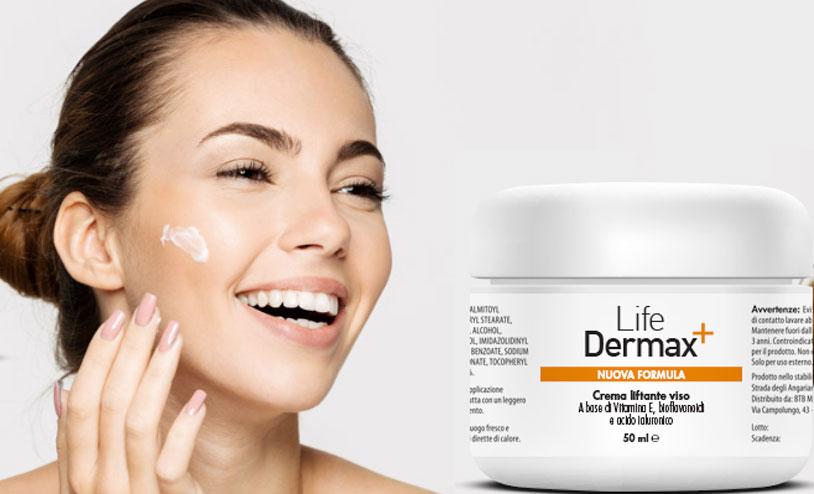 Life Dermax crema effetto lifting anti-age! Funziona..
