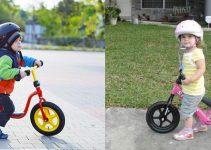 Bici per bambini senza pedali