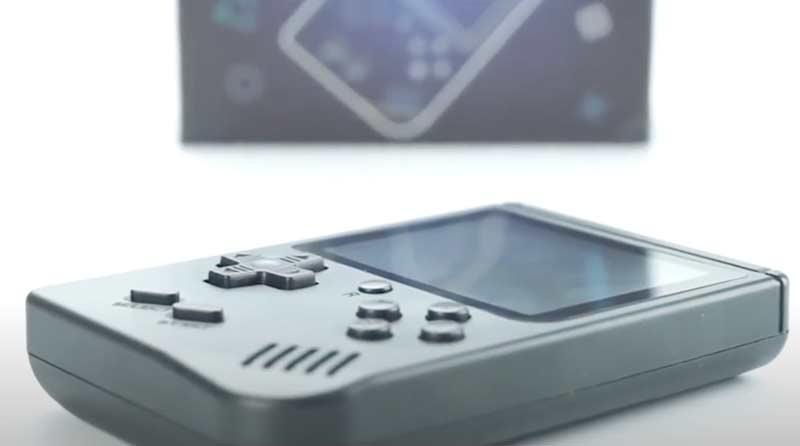 Console portatile Retromi