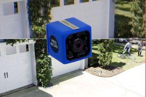 Copcam microcamera
