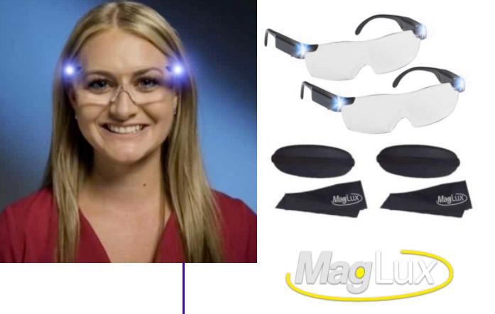 Opinioni sugli occhiali MagLux