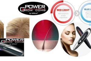 Power Grow Comb spazzola anticaduta: Funziona davvero o è una truffa? Recensione, opinioni e prezzo