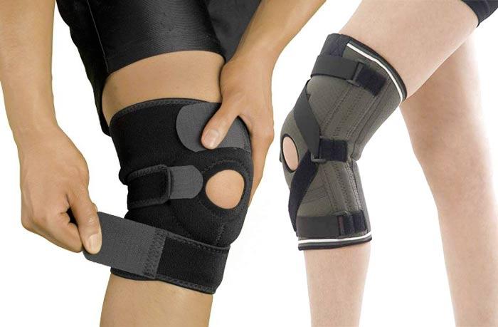 Tutore per ginocchio