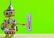 Termometro ambiente interno