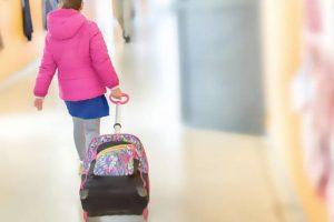 Zaino trolley per scuola
