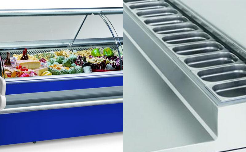 Caratteristiche dei banchi frigo