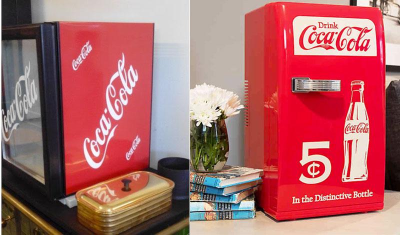 Frigorifero Coca Cola