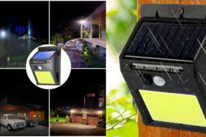 Solar Power Light: Come funziona? Recensione con opinioni negative e positive dei clienti