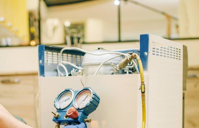sostituzione termostato frigo