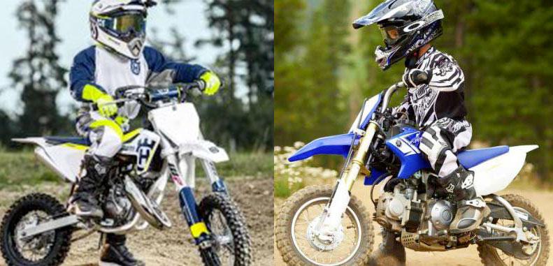 Casco da motocross per bambini